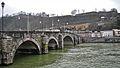 Le pont de Jambes vu de la rive droite de la Meuse.JPG