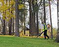 Leaf blower in Kerava - Lehtipuhallin, Lövblåsare C IMG 1120.JPG
