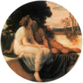 Leighton, Frederic - Acme and Septimius - c. 1868.png