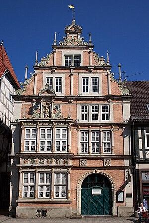 Weser Renaissance - Leisthaus in Hamelin
