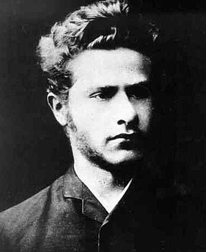 Leo Jogiches - Leo Jogiches as a young man, circa 1880s.