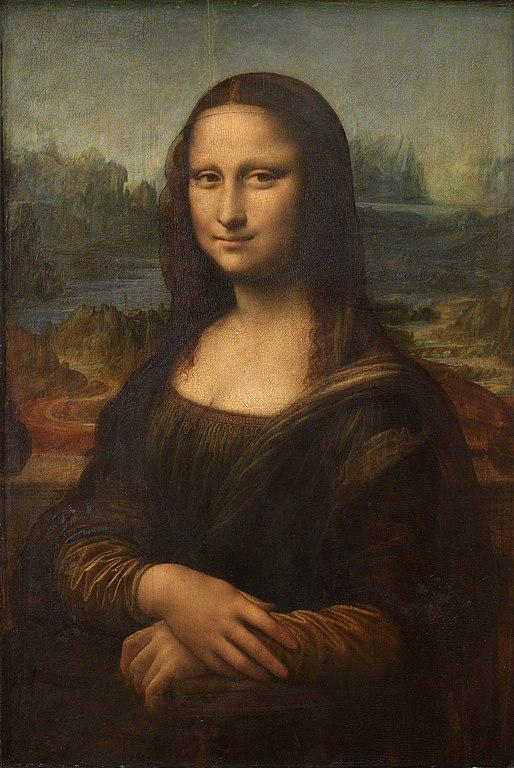 File:Leonardo da Vinci - Mona Lisa.jpg - Wikimedia Commons Da Vinci Mona Lisa