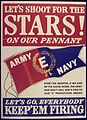 Let's Shoot For the Stars^ On our Pennant. Army & Navy - NARA - 534378.jpg