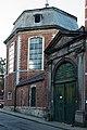 Leuven Toegangspoort tot de voormalige botanische tuin 01.jpg