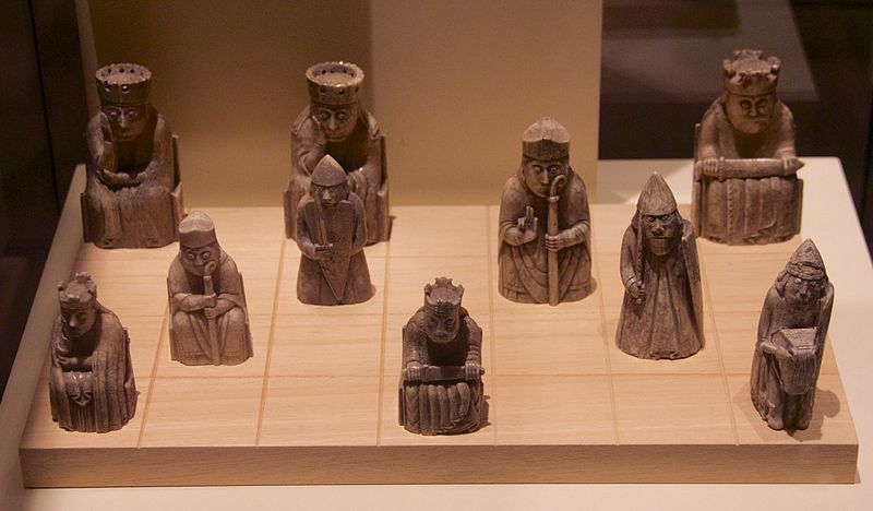 File:Lewis chessmen, National Museum of Scotland 1.jpg