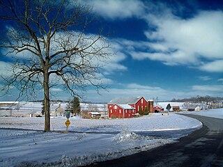 Liberty Township, Montour County, Pennsylvania Township in Pennsylvania, United States