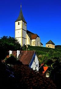 Liebenfels Pulst Pfarrkirche Mariae Himmelfahrt 30082009 66.jpg