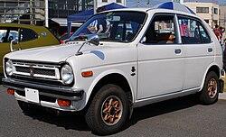 Honda Life 4-door sedan