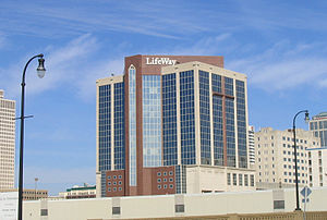 LifeWay Christian Resources - LifeWay headquarters in Nashville, Tennessee.