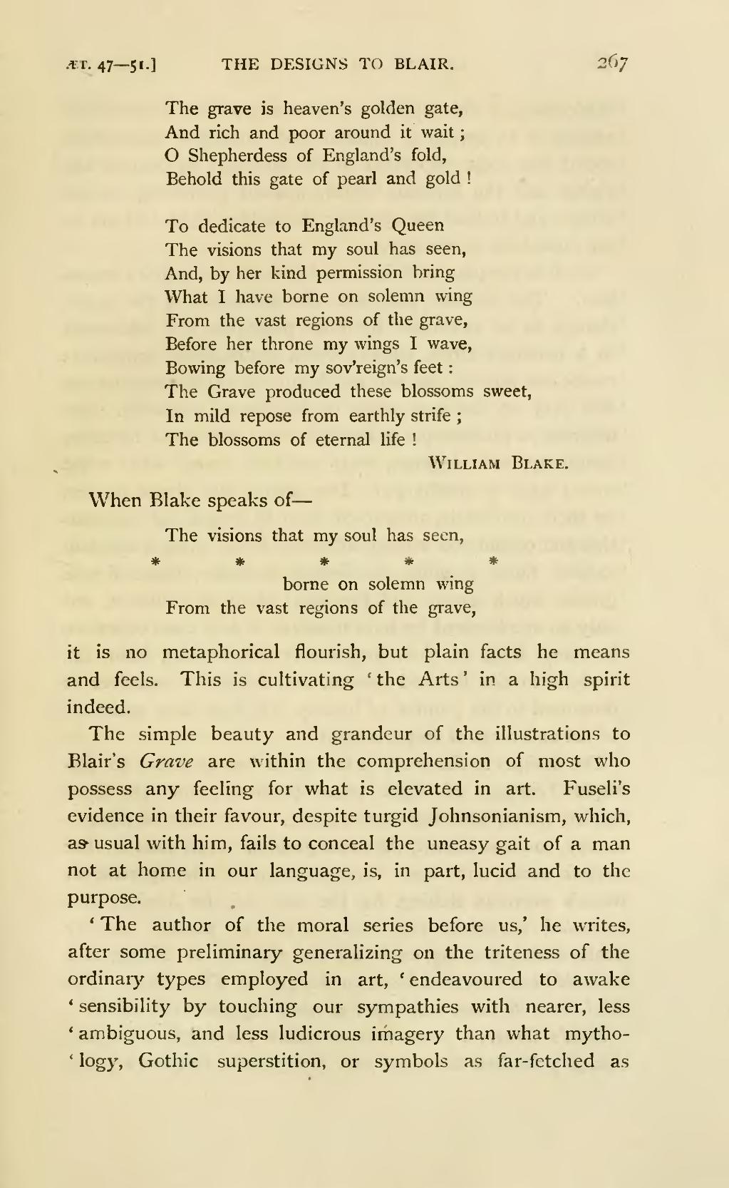Page:Life of William Blake, Gilchrist djvu/329 - Wikisource