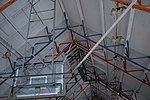 Liggett Hall Gymnasium Painted Steel Rafters.jpg