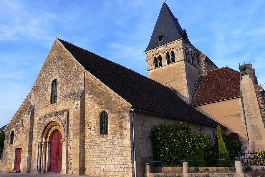Église de Ligny-le-Châtel (Classé)