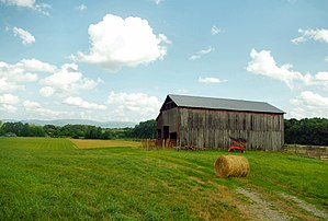 Washington County, Tennessee - Farm near Limestone