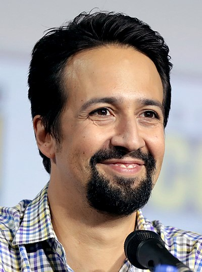 Picture of a band or musician: Lin-Manuel Miranda