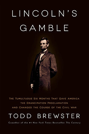 Lincoln's Gamble - Image: Lincolns Gamble.coverimage