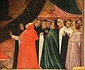 Lippo memmi e francesco traini, apoteosi di san tommao d'aquino, 1363, 14.jpg