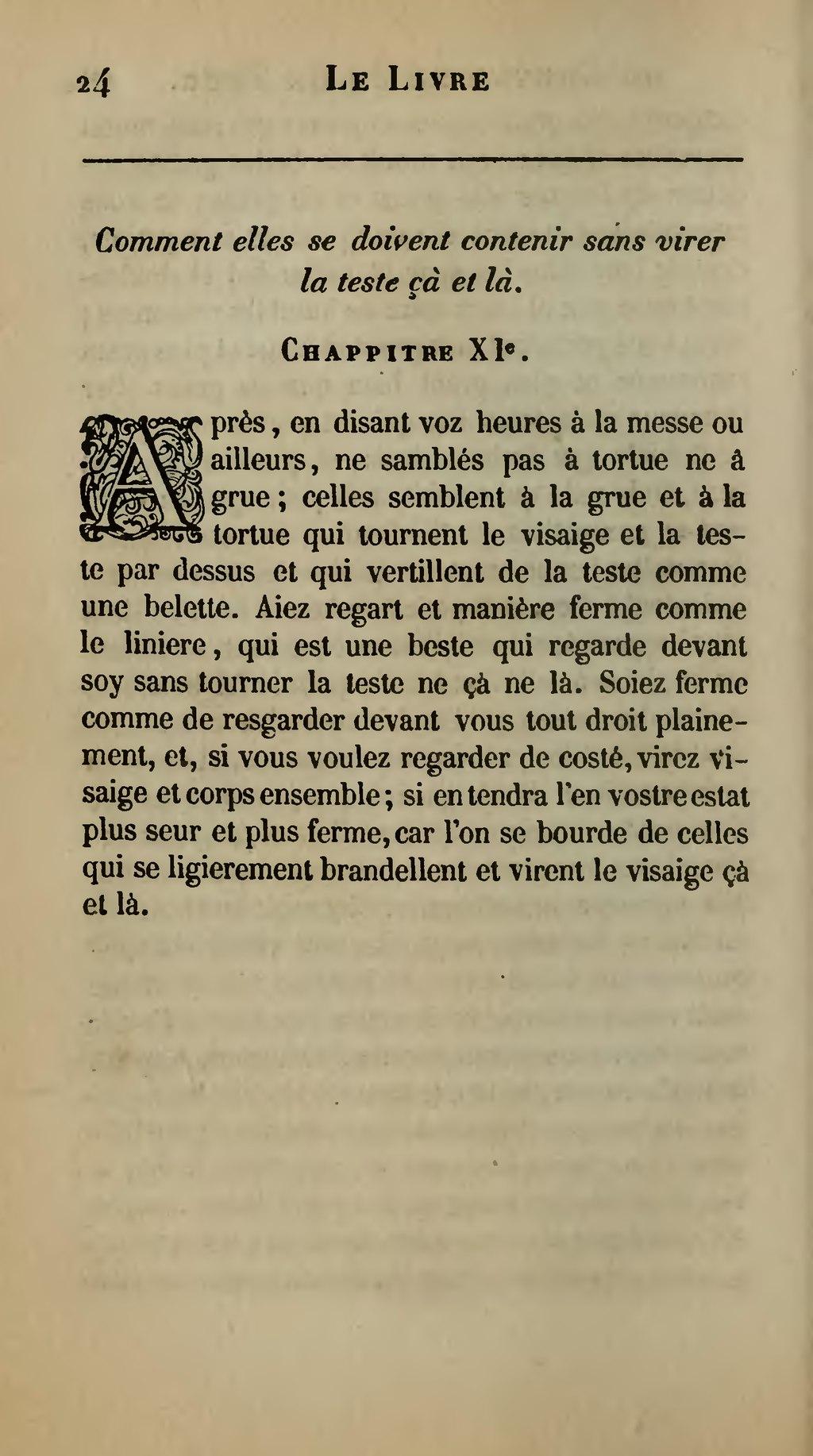 Page Livre Du Chevalier De La Tour Landry Djvu 94 Wikisource