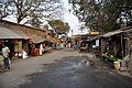 Local Road - Sargachi Bazaar Area - Indian National Highway 34 - Sargachi - Murshidabad 2013-03-23 7329.JPG