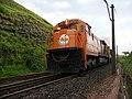Locomotiva de comboio que passava sentido Boa Vista na Variante Boa Vista-Guaianã km 200 em Itu - panoramio (1).jpg