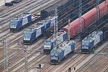 Rail freight transport - Wikipedia