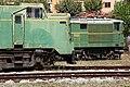 Locomotoras eléctricas en el Museo de Vilanova.jpg