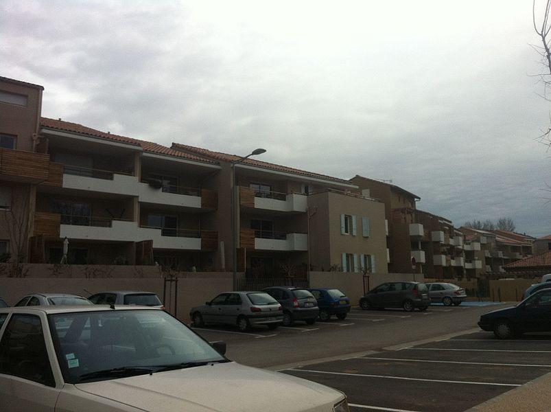Nouveaux logements à Saint-Zacharie