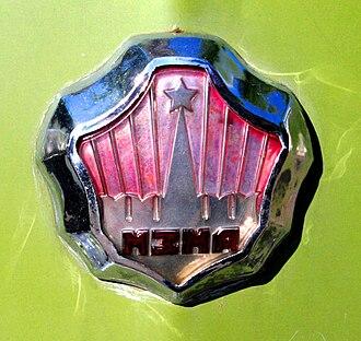 Moskvitch - MZMA Logo