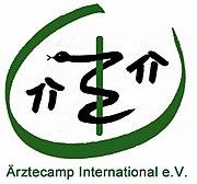 Logo Ärztecamp International - hohe Auflösung