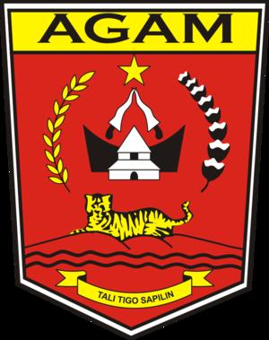 Agam Regency - Image: Logo Agam Regency