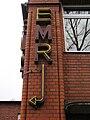 Logo des Elektrizitätswerks Minden-Ravensberg am Gebäude der Stadtwerke Minden.jpg