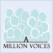 Logo for the charity foundation A Million Voices.jpg