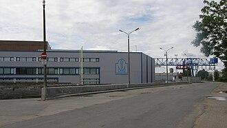 Loksa - Loksa shipyard