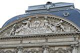Frontispicio del edificio Caisse d'Épargne, Marsella