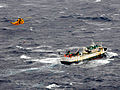 Long range SAR mission saves seriously ill seaman MOD 45151832.jpg