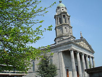 Longford - St. Mel's Cathedral, Longford