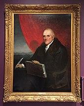 Lorenzo Da Ponte, ca. 1820 (unbekannter Künstler). (Quelle: Wikimedia)