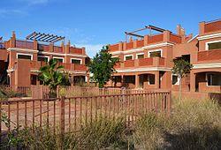 Los Alcázares, promoció d'habitatges abandonada.JPG
