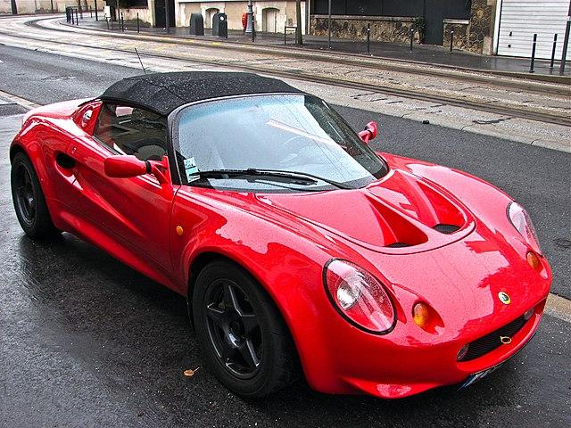Lotus Elise 111S - Flickr - Alexandre Prévot