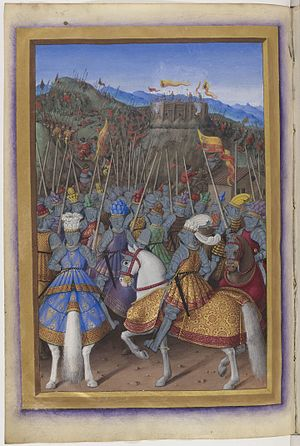 Louis XII defeats the Genoese.JPEG