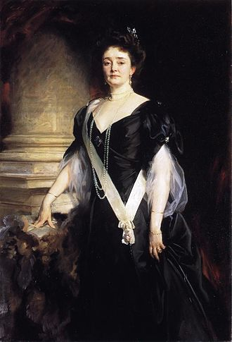 Princess Louise Margaret of Prussia - Louise, Duchess of Connaught, John Singer Sargent, 1908