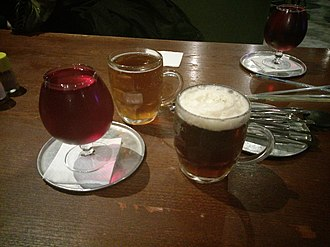 Low-alcohol beer - Examples of zero-alcohol beer in Iran. Purchasing and drinking alcoholic drinks is not legal in Iran.