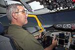 Lt. Gov. of Indiana visits Grissom 03.jpg