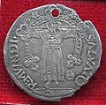 Lucca, grosso da 6 bolognini detto santacroce, ante 1519, argento.JPG
