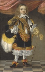 Portrait of Louis, Grand Dauphin