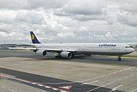 D-AIHB - A346 - Lufthansa