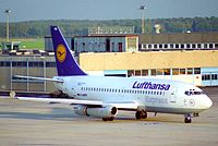 D-ABFR - A320 - Eurowings