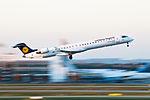 Lufthansa Regional Bombardier CRJ-900LR D-ACKL MUC 2015 03.jpg