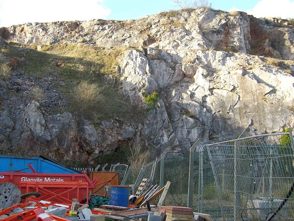 Lummaton Quarry 1