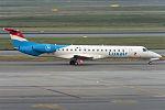 Luxair, LX-LGI, Embraer ERJ-145LU (19505288680).jpg