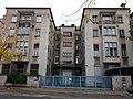 Lyon 3e - Rue Trarieux, bâtiments de l'hôpital Édouard Herriot.jpg